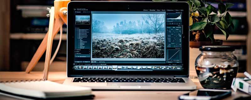 WordPress fotobewerking