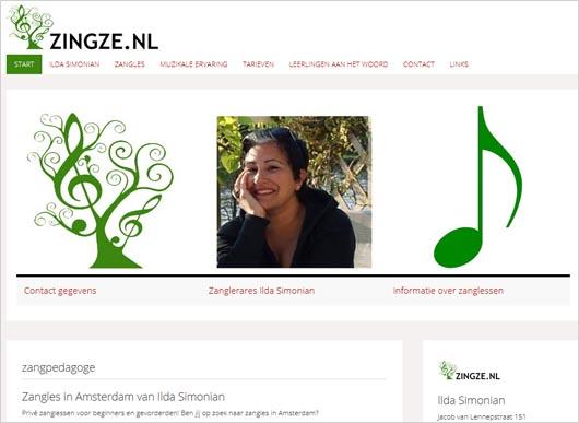 Wordpress zingze